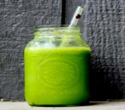 Kathleen's Exotic Cardamom Green Smoothie