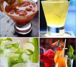 Ten Ways To Garnish A Drink – Get Creative
