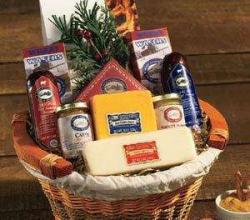 How To Create Salami And Cheese Gift Baskets