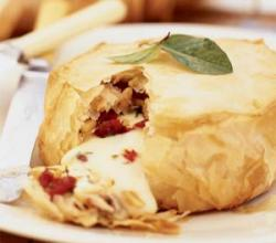 How To Eat Baked Brie with Family