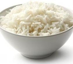 How to serve rice