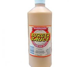 Popular Sauces for Burger