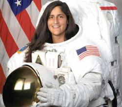 Favorite Beverage of Sunita Williams !