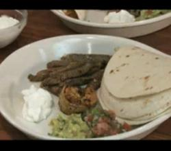 Mexican Meal with Chef Shamy's Baja Fajita Saute Butter