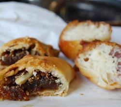 Fig-Filled Pastry
