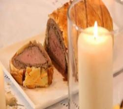 Fillet of Beef in Pastry