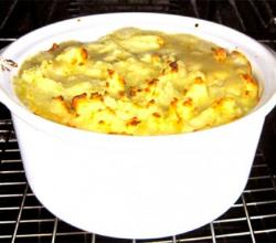 Fillets Of Sole Casserole