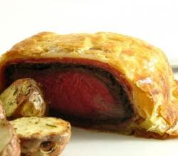 Fillet Steak en Croute