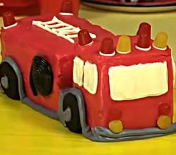 Fire Truck Birthday Cake Decorating Ideas - How to Make a Cake