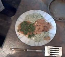 Once a Week Kitchen - How to Make Fish with Parsley Sauce