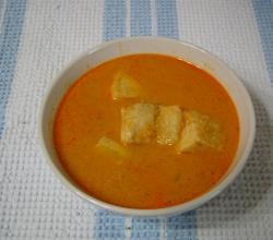 Diced Fish Curry