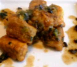 Asian Fish Fillet with Tausi