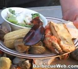 Barbecue Seafood Stew