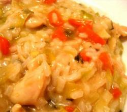Fix And Freeze Chicken Risotto