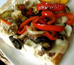 French Cheese Steak