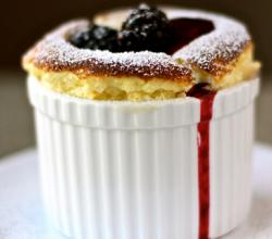 French Lemon Souffle