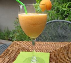 Fresh Apricot Pina Colada