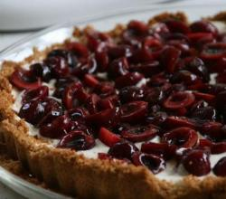 Fresh Cherry Tarts
