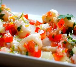 Fresh, Delicious Ceviche