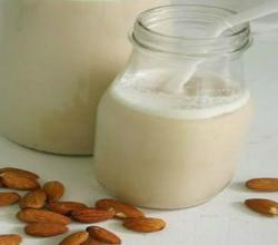 Fresh Homemade Almond Milk