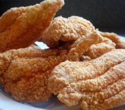 Golden Fried Catfish