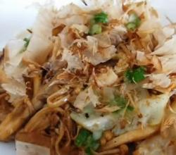 Fried Onion Noodles