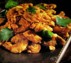 Chinese Fried Prawn