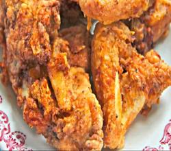 Country Fried Chicken..Ahhh..Memories