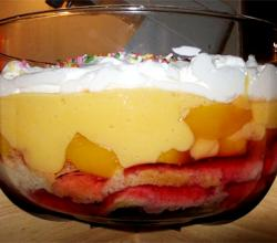 Classic Fruit Custard