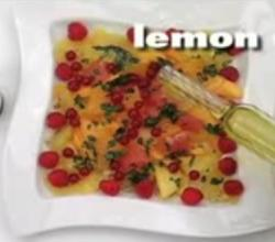 Fruit Salad In Lemon Oil