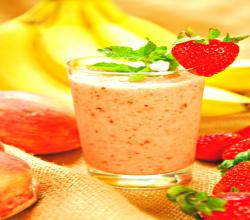 Fruity Yogurt Smoothie