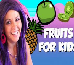 Fruits for Kids - Fruit Salad for Kids