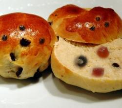 Fruity Buns