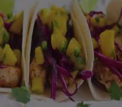 How To Make Tacos : Fish Taco