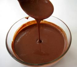 Hot Fudge Sundae Sauce
