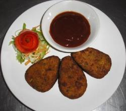 Garbanzo Cutlets