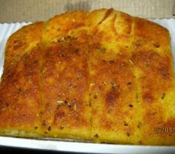 Garlic and Cumin Bread