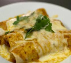 Summer Vegetable Enchiladas