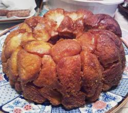 Garlic Monkey Bread