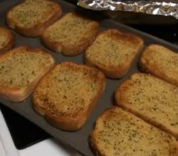 Garlic Spread or Butter for Garlic Bread-My style