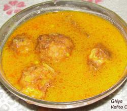 Ghiya Kofta Curry- A Rich Dish on the Menu of Karva Chauth