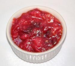 Ginger Cranberry Relish