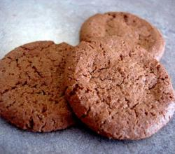 Authentic Ginger Snaps