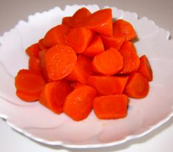Giazed Carrots
