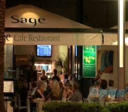 Sage Cafe Restaurant, Broadbeach, Gold Coast