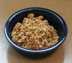 Nutritous Granola Cereal - Mix It Up at Home