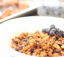 Best Homemade Granola