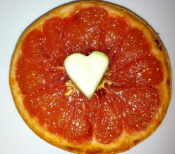 Grapefruit Brulee
