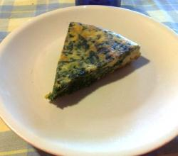Greek Spinach Frittata