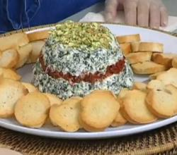 Greek Cheese Torta